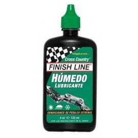 Lubricante Finish Line Cross Contry 4 Oz o 120 ml