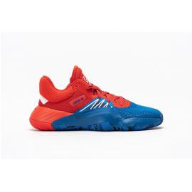 Zapatillas baloncesto adidas D.O.N. Issue 1 azul/rojo hombre