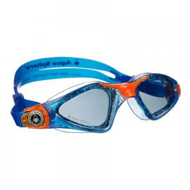 Gafas Natación Kayenne Jr azul/naranja junior
