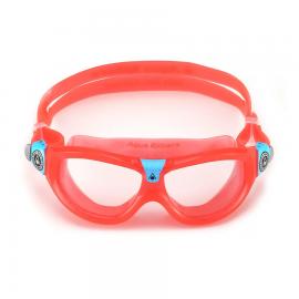 Gafas Natación Aquasphere Seal Kid2 rojo