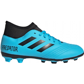 Botas fútbol adidas Predator 19.4 S FxG azul junior