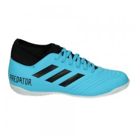 Botas fútbol sala adidas Predator 19.4 S IN  azul junior