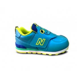 Zapatillas New Balance IV574ZOF azul bebé