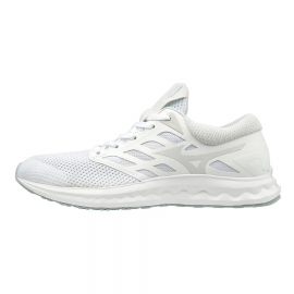 Zapatillas running Mizuno Wave Polaris EZ blanco unisex