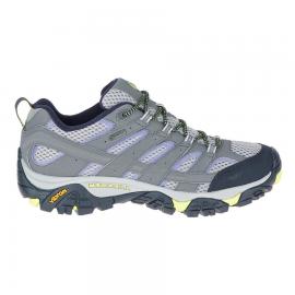 Zapatillas montaña Merrell Moab 2 GTX gris azul mujer
