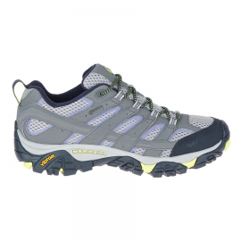 Zapatillas trekking Merrell Moab 2 GTX gris/azul mujer