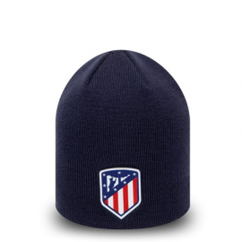 Gorro New Era Atlético Madrid Skull Knit marino