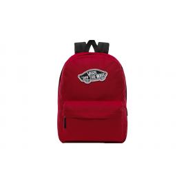 Mochila Vans Realm Backpack rojo
