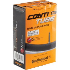 Camara Continental Race 28 (700C) Wide 700x25-32 Presta 60mm