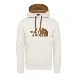 Sudadera The North Face Drew Peak PLV blanco/marrón hombre