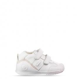 Zapatillas Biomecanics 151157-1 blanco/beige bebé