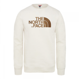 Sudadera The North Face Drew Peak beige/marrón hombre