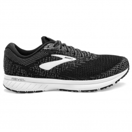 Zapatillas running Brooks Revel 3 negro/blanco hombre