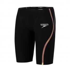 Bañador competición Speedo LZR Pure Intent negro/dorado homb