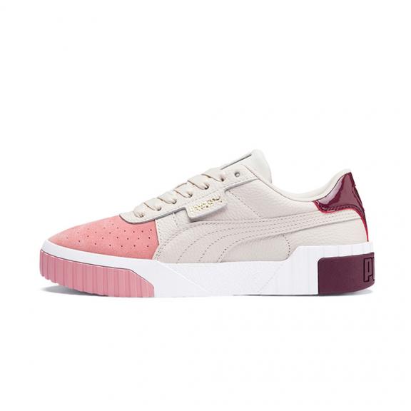 zapatillas de mujer puma rosa