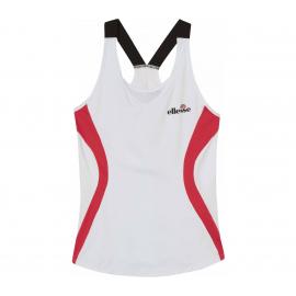 Camiseta tenis/pádel Ellesse Lylah blanco mujer