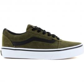 Zapatillas Vans Ward verde/marino niño