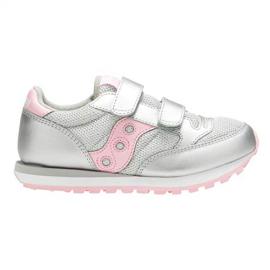 Zapatillas Saucony Baby Jazz HL plata/rosa bebé