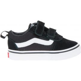 Zapatillas Vans Ward V negro blanco bebé