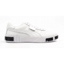 Zapatillas Puma Cali Bold blanco mujer