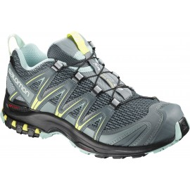 Zapatillas trail running Salomon Xa Pro 3D W verde mujer