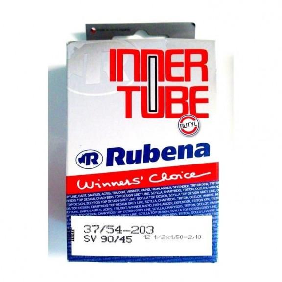 "Camara Rubena 12"" 1/2x1.50-2.1o valvula standar 90/45º"