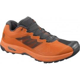 Zapatillas trail running Salomon X Alpine Pro naranja hombre