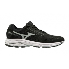 Zapatillas Running Mizuno Wave Equate 3 negra/blanca mujer