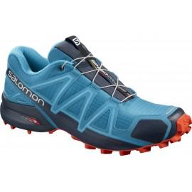 Zapatillas trail running Salomon Speedcross 4 azul hombre