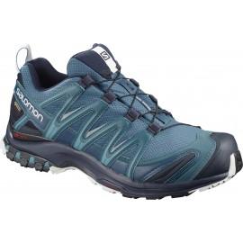 Zapatillas trail running Salomon Xa Pro 3D GTX azul hombre