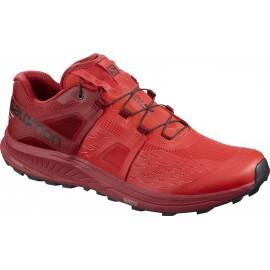 Zapatillas trail running Salomon Ultra Pro rojo hombre