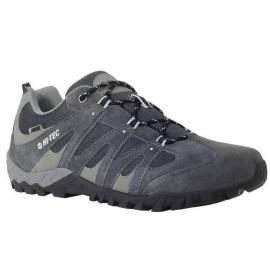 Zapatillas trekking Hi-Tec Senda Wp gris hombre