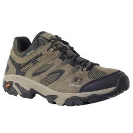 Zapatillas trekking Hi-Tec Ravus Vent Low Wp marrón hombre