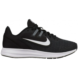 Zapatillas Nike Downshifter 9 (GS) negro/blanco junior