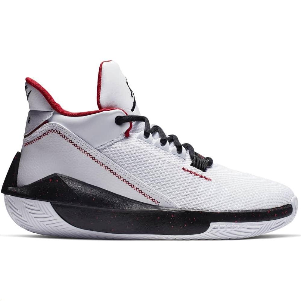 Zapatillas baloncesto Nike Jordan 2x3 blanco hombre