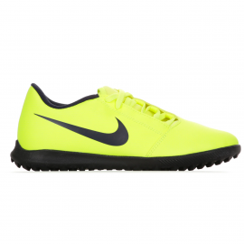 Zapatillas fútbol Nike Phantom Venom Club TF amarillo junior