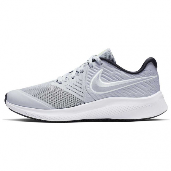 Zapatillas Nike Star Runner 2 (GS) gris junior