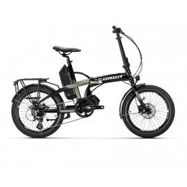 Bicicleta Conor E4 E-Folding 8V E5000 Negro