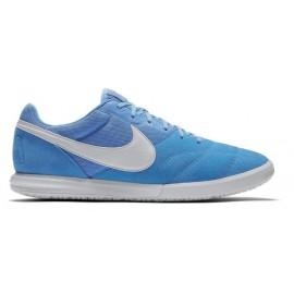 Zapatillas fútbol sala Nike Tiempo Premier II azul hombre