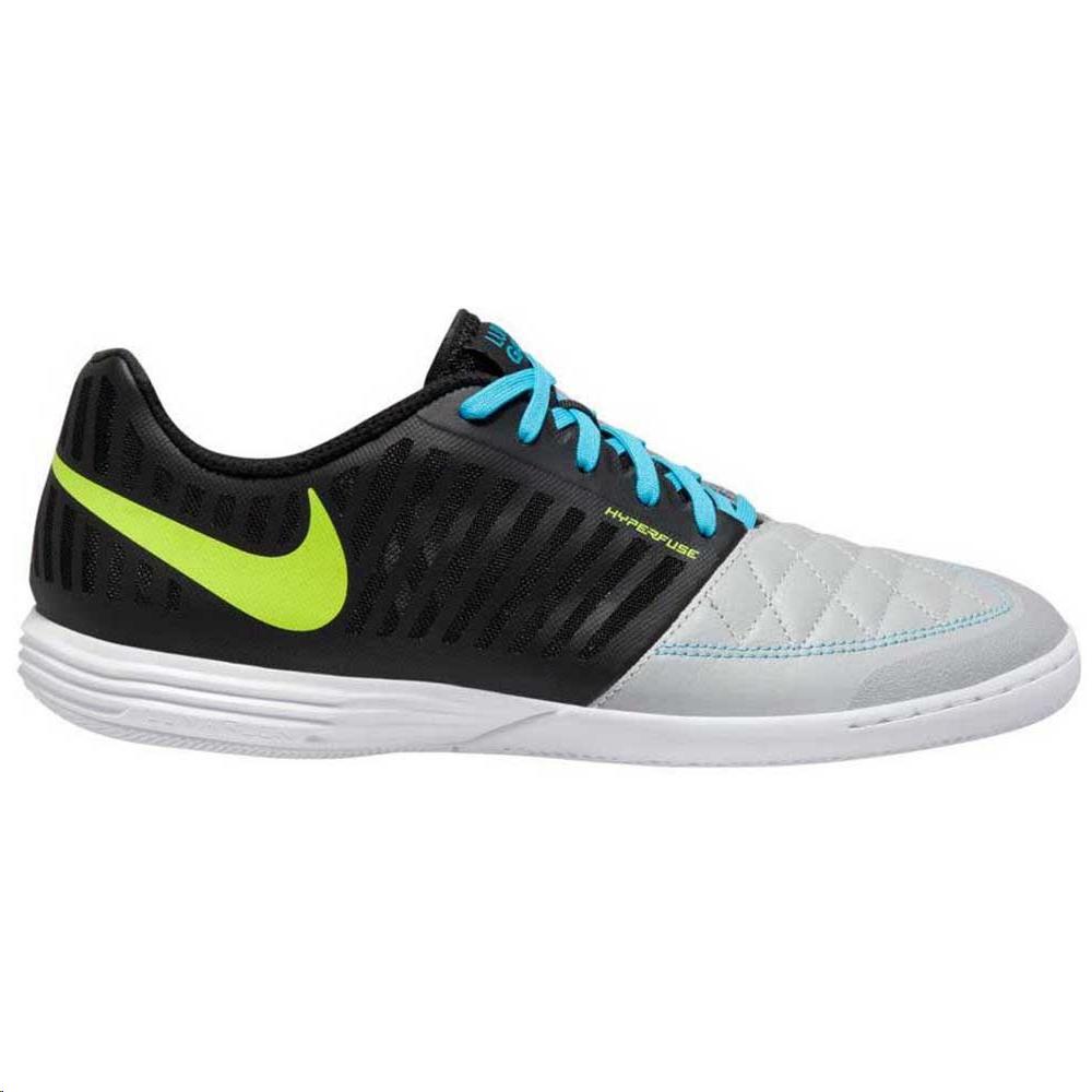 Llevando Cadera La Iglesia  Zapatillas fútbol sala Nike Lunargato II negro/gris hombre - Deportes Moya