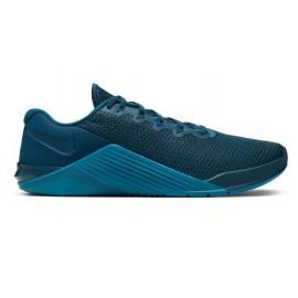 Zapatillas Nike Metcon 5 azul hombre