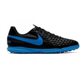 Zapatillas fútbol Nike Tiempo Legend 8 Club Tf negro/azul ho
