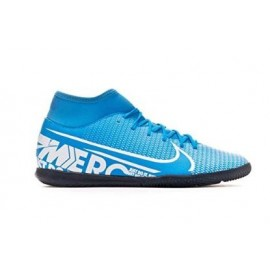 Botas fútbol Nike Mercurial Superfly 7 Club IC azul hombre