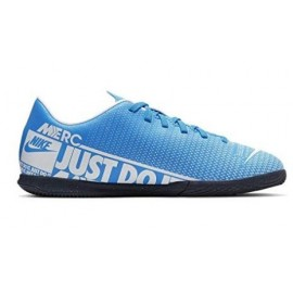Botas fútbol Nike Mercurial Vapor 13 Club IC azul junior