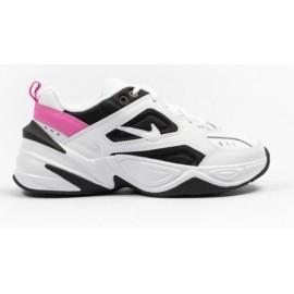 Zapatillas Nike W M2K Tekno blanco negro rosa mujer