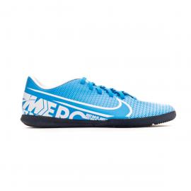 Botas fútbol Nike Mercurial Vapor 13 Club IC azul hombre