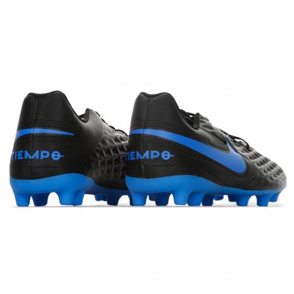 zapatos de temperamento En liquidación moderno y elegante en moda Zapatillas fútbol Nike Tiempo Legend 8 Club FG/MG negro jr ...