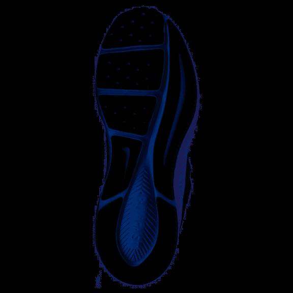 zapatillas nike gris oscuro
