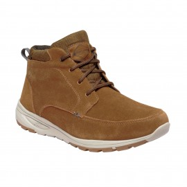 Botas travel Regatta Marine Suede marron hombre