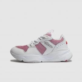 Zapatillas Ellesse Aspio Sued AF blanco/rosa mujer